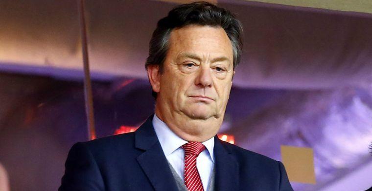 'Na die 2-6 tegen FC Twente moest de ME het Philips Stadion barricaderen'
