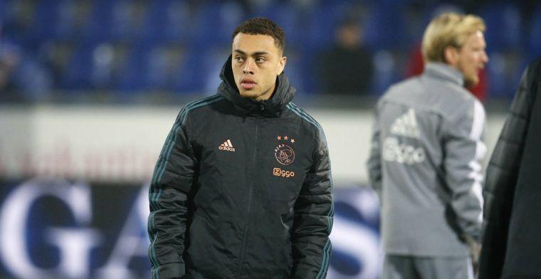Gemengde reacties bij Ajax na keuze Dest: 'Sommigen vonden het niet leuk'