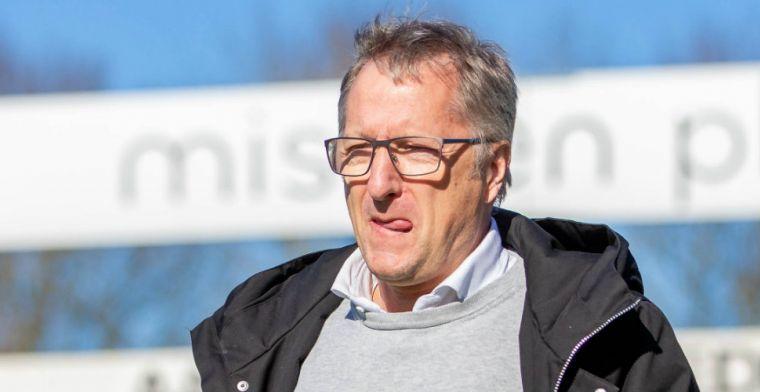 'Kutkeeper-trainer' Meijers is opvolger van naar Feyenoord vertrokken De Wolf
