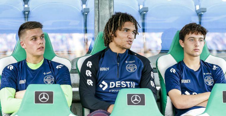Willem II komt met contractnieuws: doelman tekent eerste profcontract in Tilburg