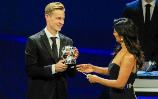 'Klopp verkoos 'heel belangrijke' Liverpool-aanwinst boven Frenkie de Jong'