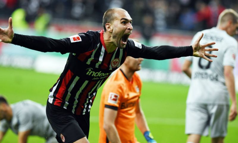 Afbeelding: Dost kan zijn voetbalcarrière afsluiten bij Frankfurt: 'Waarom niet?'