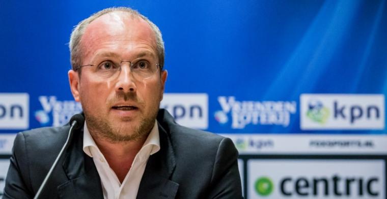 'We hebben ook gesproken met Feyenoord, maar Ajax was de beste partij'