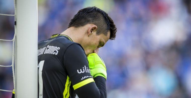 'Nog geen jaar na vertrek bij Gent mag Kalinic alweer vertrekken bij Aston Villa'