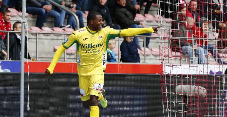 Done deal: 'Akpala (33) maakt zijn comeback in Jupiler Pro League'