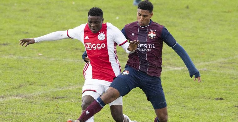'Teruggekeerde Bandé (ex-Mechelen) komt voorlopig nog niet in actie voor Ajax'