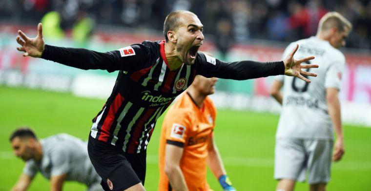 Dost kan zijn voetbalcarrière afsluiten bij Frankfurt: 'Waarom niet?'