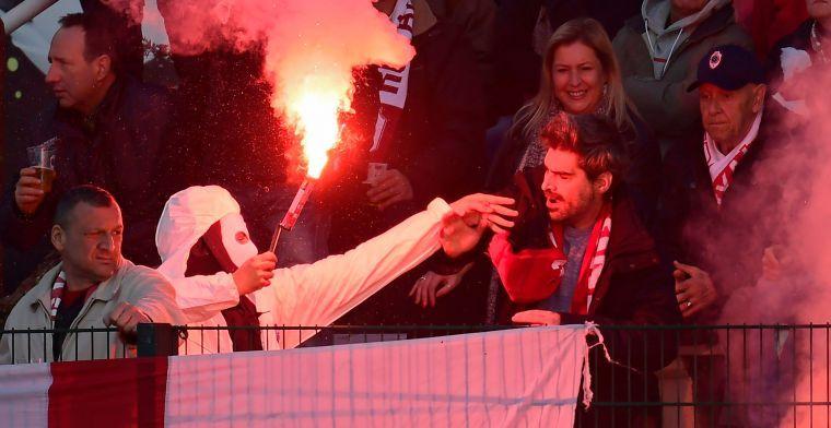 Antwerp-Club Brugge krijgt staartje: 'Voetbalcel op zoek naar relschoppers'