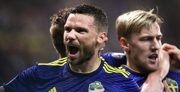Zweden met Finland mee, Roemenië moet afwachten, monsterzege voor Spanje
