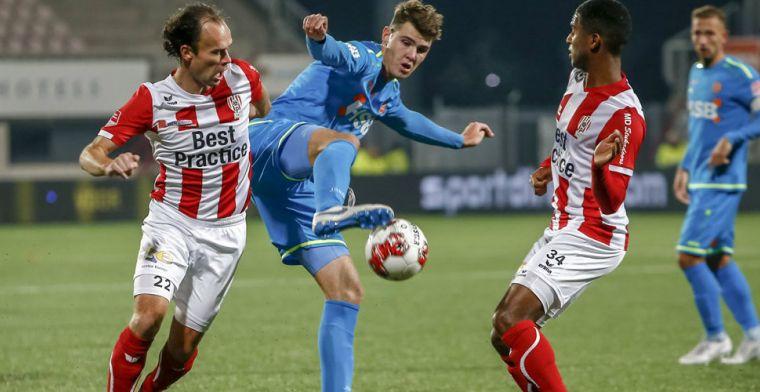 FC Volendam met zevenmijlslaarzen richting KKD-top, Limburgse clubs balen