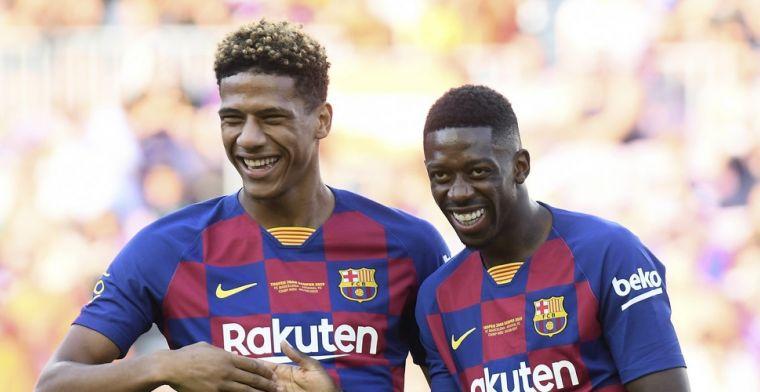 'Anderlecht zoekt versterking en klopt aan bij Barcelona'