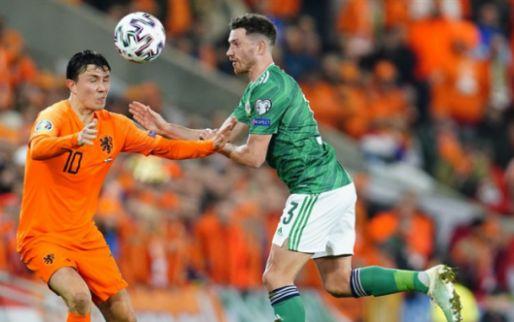 Afbeelding: Koeman hekelt Berghuis-kritiek: 'Dus moet de bondscoach hem maar straffen?'