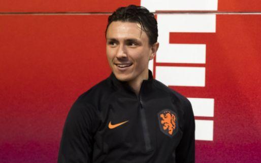 'Verrassingen in Oranje-opstelling: Berghuis start in basis tegen Noord-Ierland'