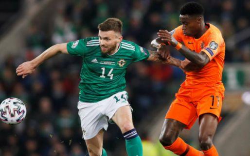 LIVE: Nederland verzekert zich van EK met 0-0 in Belfast (GESLOTEN)