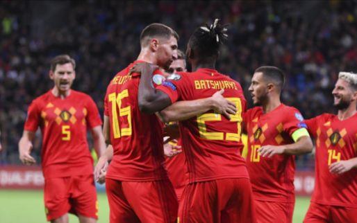 Rode Duivels gaan voor 30 op 30, negen landen gingen ons al voor - VoetbalPrimeur.be