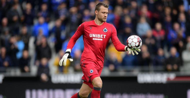 Mignolet over keuze voor Club Brugge: Waarom zou ik daar gaan spelen?