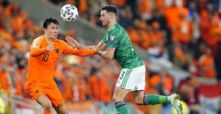 Koeman hekelt Berghuis-kritiek: 'Dus moet de bondscoach hem maar straffen?'
