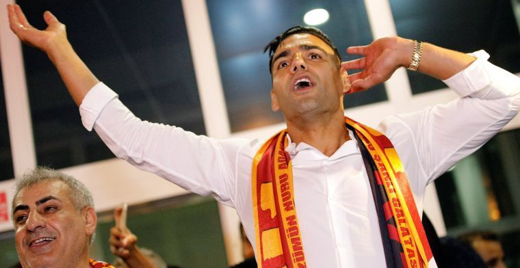 Meevaller voor Club Brugge: 'Galatasaray moet geblesseerde Falcao nog even missen'
