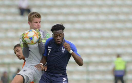 Afbeelding: Oranje besluit WK alsnog zonder eremetaal: PSG-talent Kalimuendo grote kwelgeest