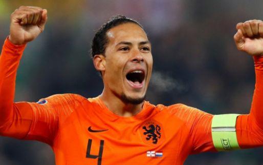Afbeelding: 'De gemiste penalty was gerechtigheid en in de tweede helft domineerde Oranje'
