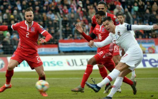 Afbeelding:  Engeland sluit EK-kwalificatiecyclus af met dikke overwinning en primeur Kane