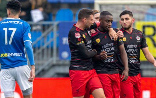 Scheidsrechter staakt FC Den Bosch - Excelsior tijdelijk vanwege racisme