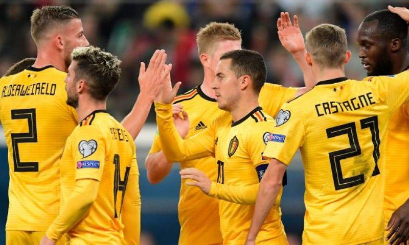 Afbeelding: EK2020: 'België kent drie mogelijke tegenstanders al voor het EK'