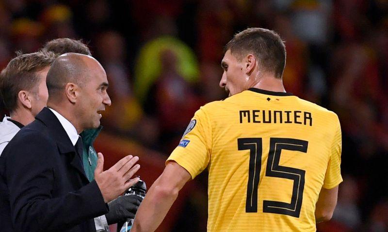 Afbeelding: Treffer in 93e minuut houdt Rode Duivels van mogelijk EK-duel met Nederland