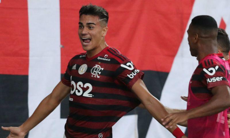 Afbeelding: 'Ajax wil Europese top voor zijn en heeft 40 miljoen over voor Flamengo-talent'