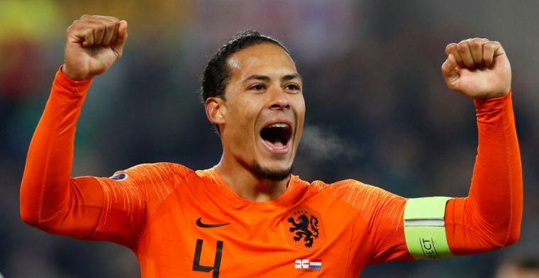Oranje had het lastig tegen Noord-Ierland: 'Ze wilden dat hij het spel ging maken'