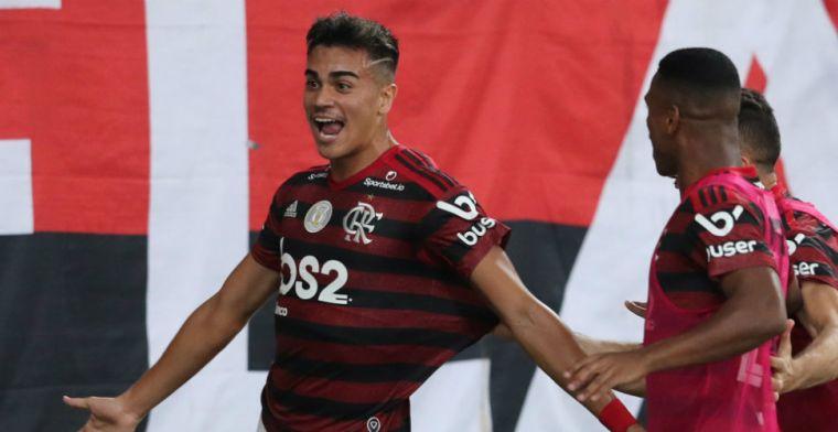 'Ajax wil Europese top voor zijn en heeft 40 miljoen over voor Flamengo-talent'