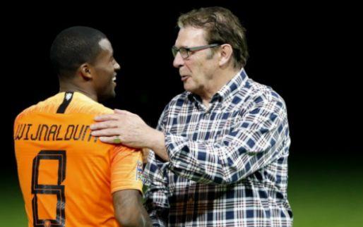 Van Hanegem kraakt Koeman: 'Dat zou iedere bondscoach worden aangerekend'