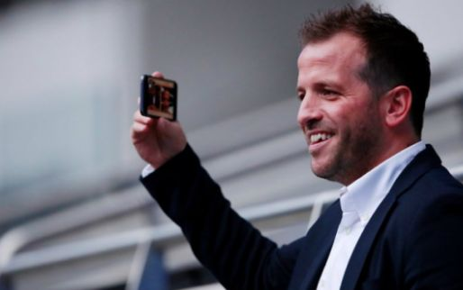 Van der Vaart hoopt op dubbele Ajax-transfer: 'Dat zou het beste zijn, serieus'