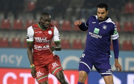 Zorgen na blessure van Chadli: 'Anderlecht houdt hart vast'
