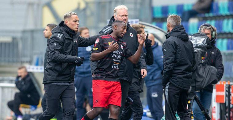 Mendes Moreira reageert: 'Ik wilde Van der Ven niet in een kwaad daglicht stellen'