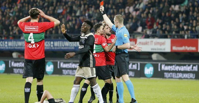 Van den Berg duikt op in Heerenveen na gedwongen vertrek bij NEC