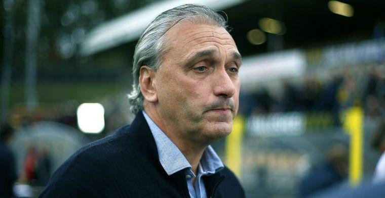 Afstraffing niet reden voor ontslag Maaskant bij VVV: 'Dat is me kwalijk genomen'