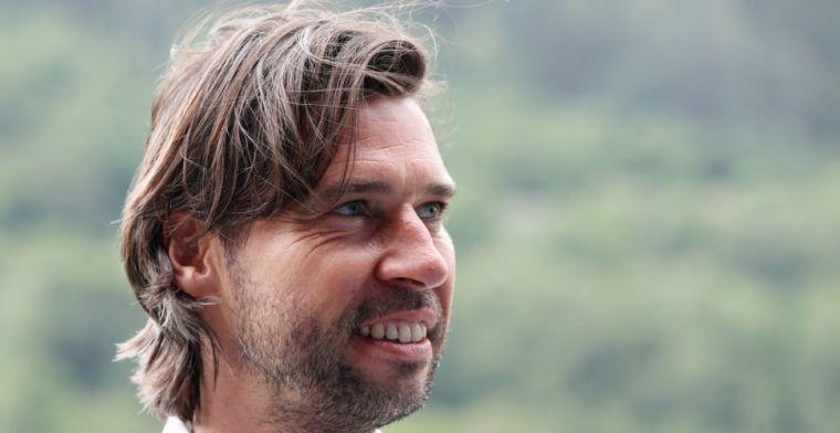 Vermeulen 'betrapt' De Jong: PSV-directeur bij Jong Schotland-Jong Griekenland