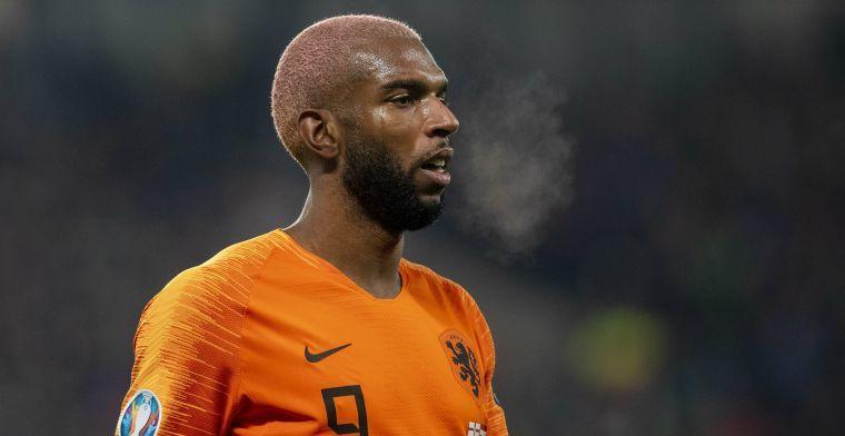 Tegenvaller voor Koeman: Babel loopt blessure op en haakt af bij Oranje