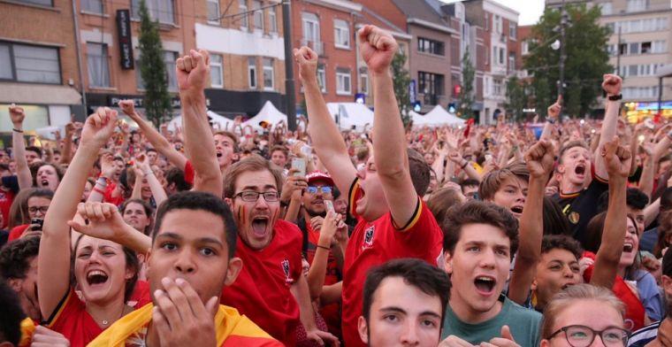 'België Europees Kampioen? Het kan ja, waarom niet?'
