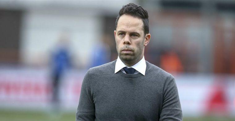 'FC Den Bosch-trainer Van der Ven slaapt niet thuis na bedreigingen'