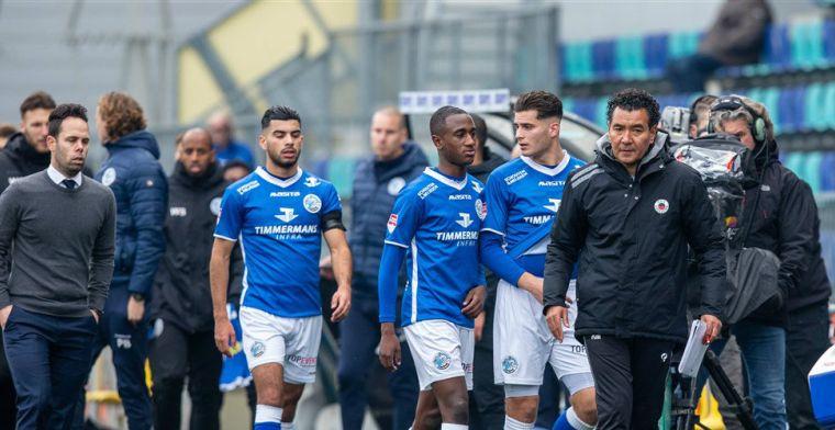FC Den Bosch komt met nieuw statement: 'De plank volledig misgeslagen'