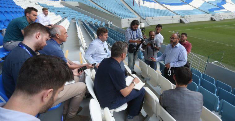 Qatar niet blij met kritiek richting WK 2022: 'Geef jezelf wat geloofwaardigheid'
