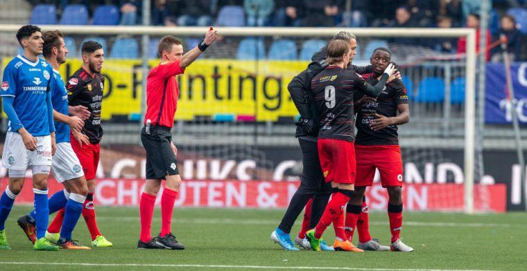 Den Bosch gaat diep door het stof: 'Heeft niets met onze club te maken'