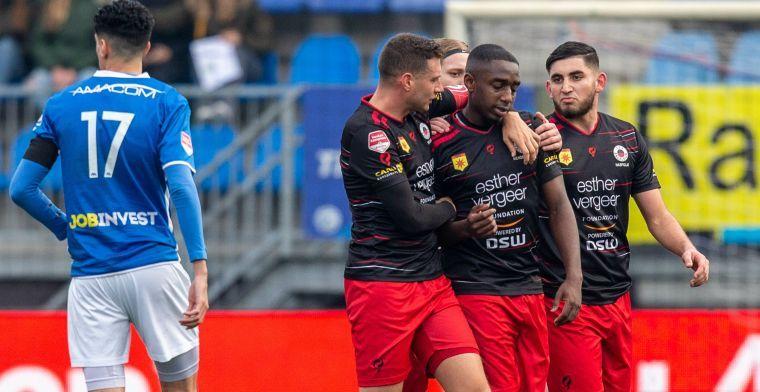 Mendes Moreira accepteert excuses Van der Ven: 'Had te maken met zijn juichen'