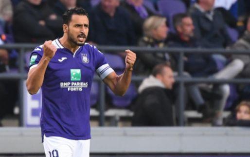 'Anderlecht krijgt een nieuwe tegenstander in strijd om Chadli'