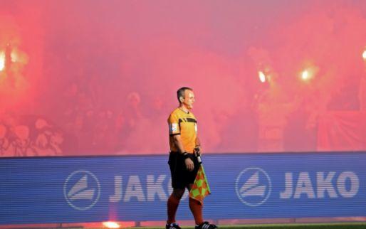 Antwerp grijpt in bij eigen fans na incidenten in partij tegen Club Brugge