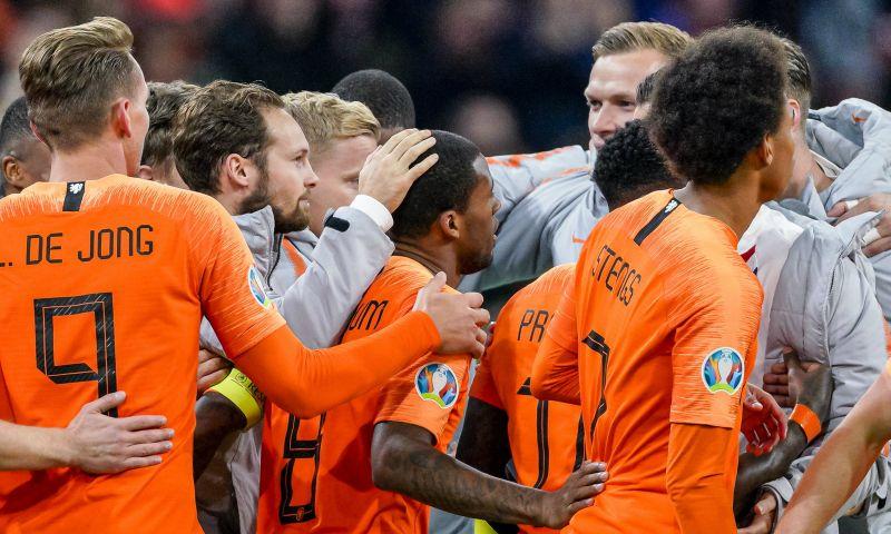 Afbeelding: LIVE: Nederland wint met ruime cijfers van Estland (gesloten)