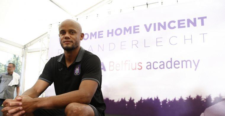 Manchester City-spelers vermeden 'directeur' Kompany: Ik ben geen verrader
