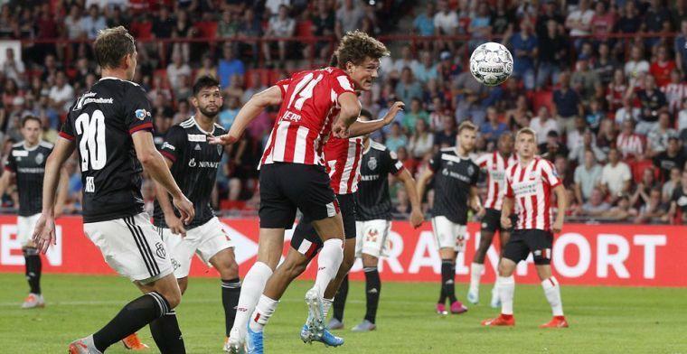 'PSV zet in op nieuw contract voor spits 'die node wordt gemist' tijdens crisis'